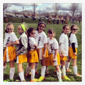Some seriously swaggy 10 year olds... #mypeeps